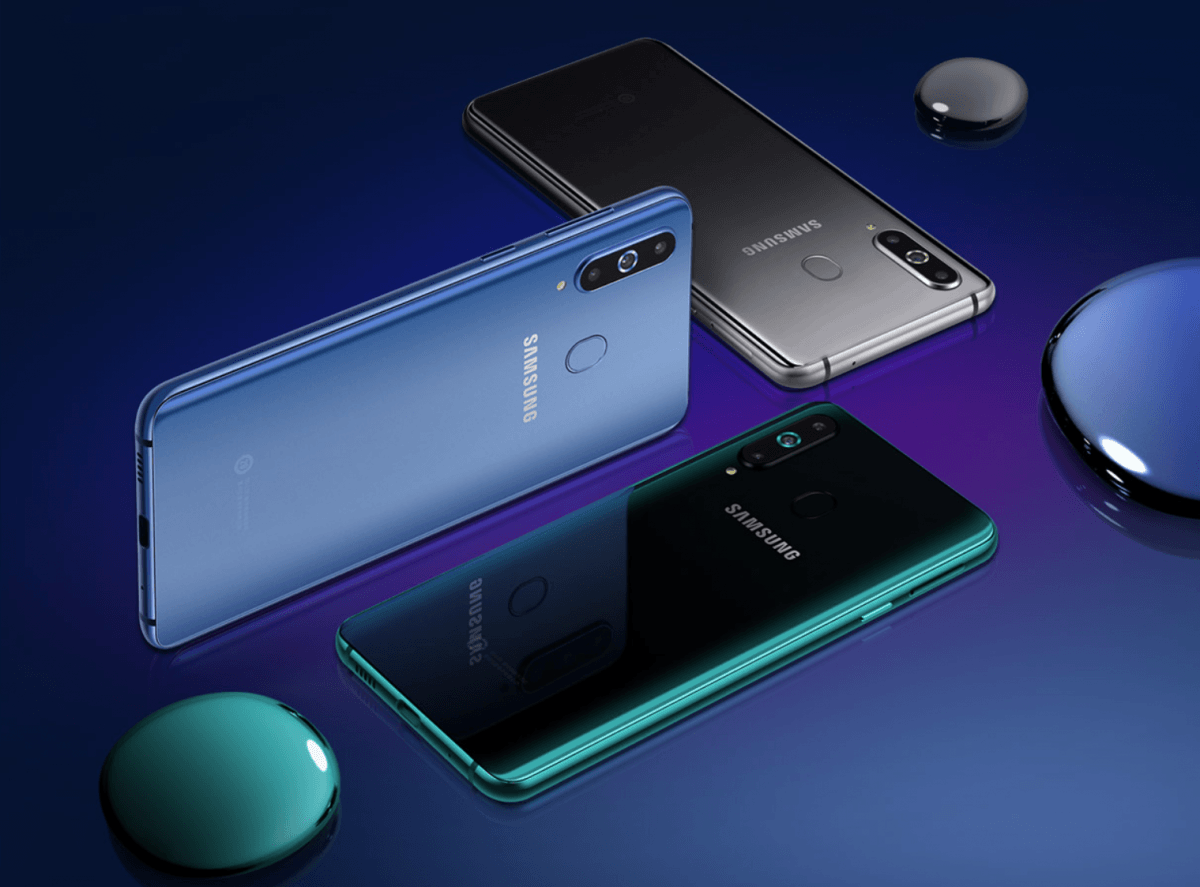 Samsung Galaxy A8s Launched with Infinity-O Display 1