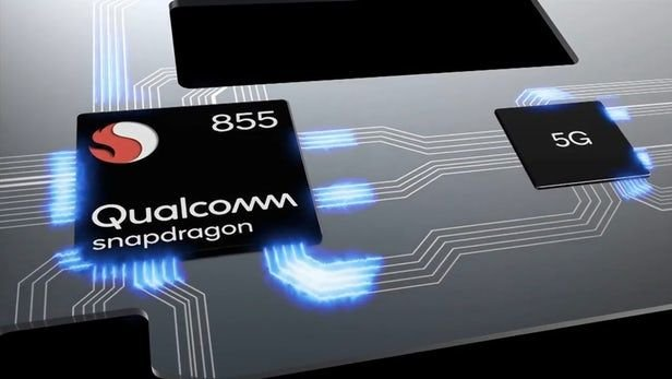 5G Chipset, Qualcomm Snapdragon 855
