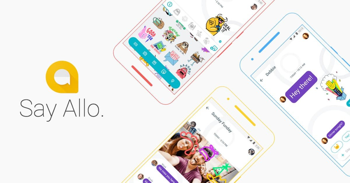 How to Export Google Allo Chat And Media Files 1