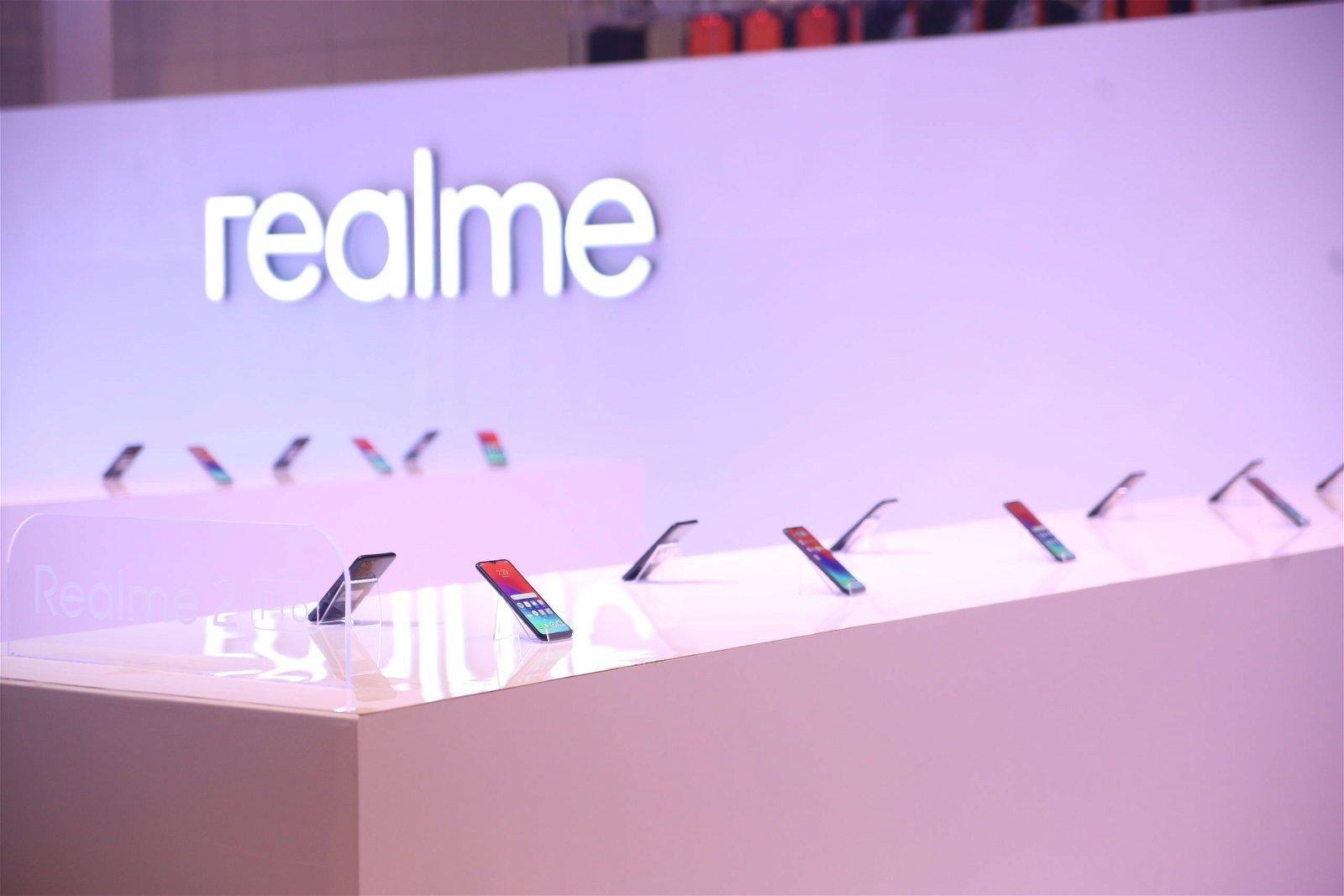 Realme Announces New Phones in Pakistan - Realme 2 Pro, Realme C1 4