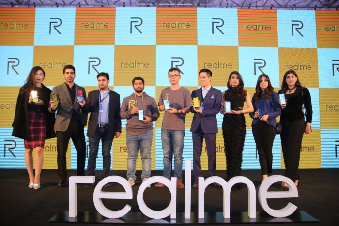 Realme Announces New Phones in Pakistan - Realme 2 Pro, Realme C1 7
