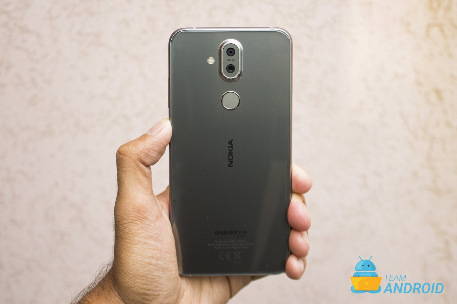 Nokia 8.1 Review - Premium Android One Phone 68