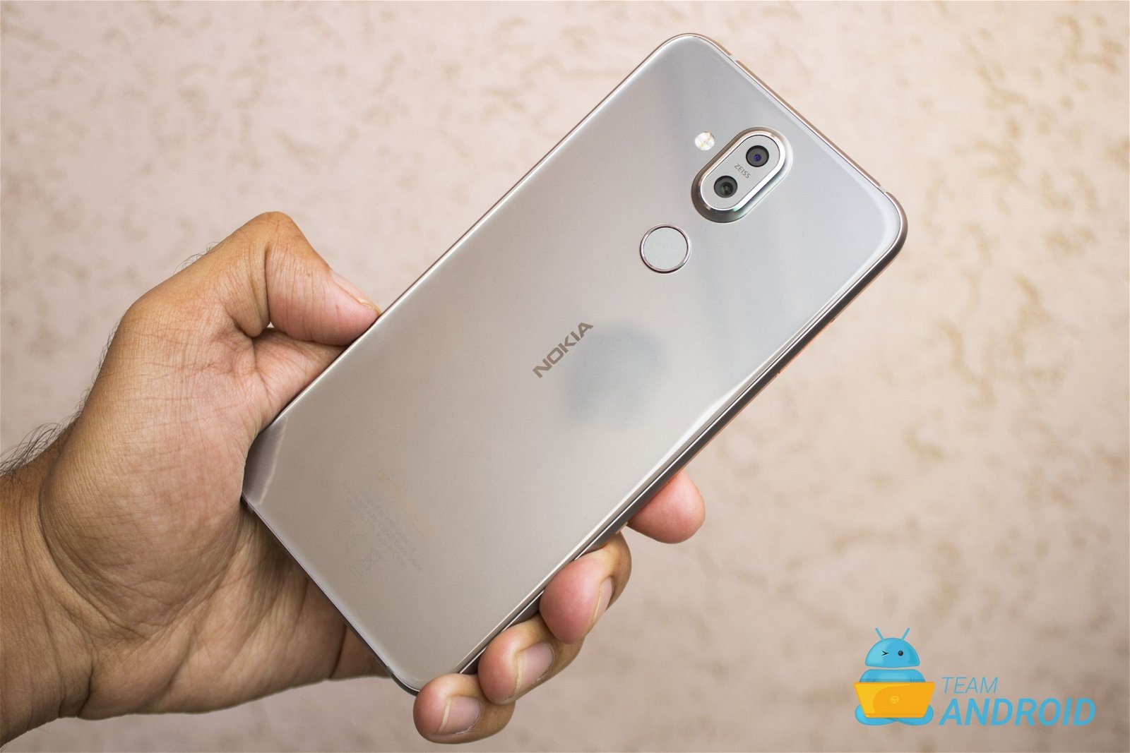 Nokia 8.1 Review - Premium Android One Phone 65