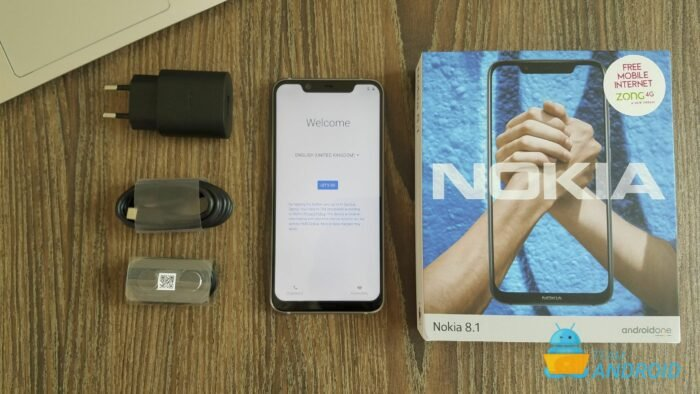 Nokia 8.1: Unboxing and First Impressions 3