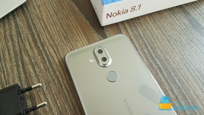 Nokia 8.1: Unboxing and First Impressions 8