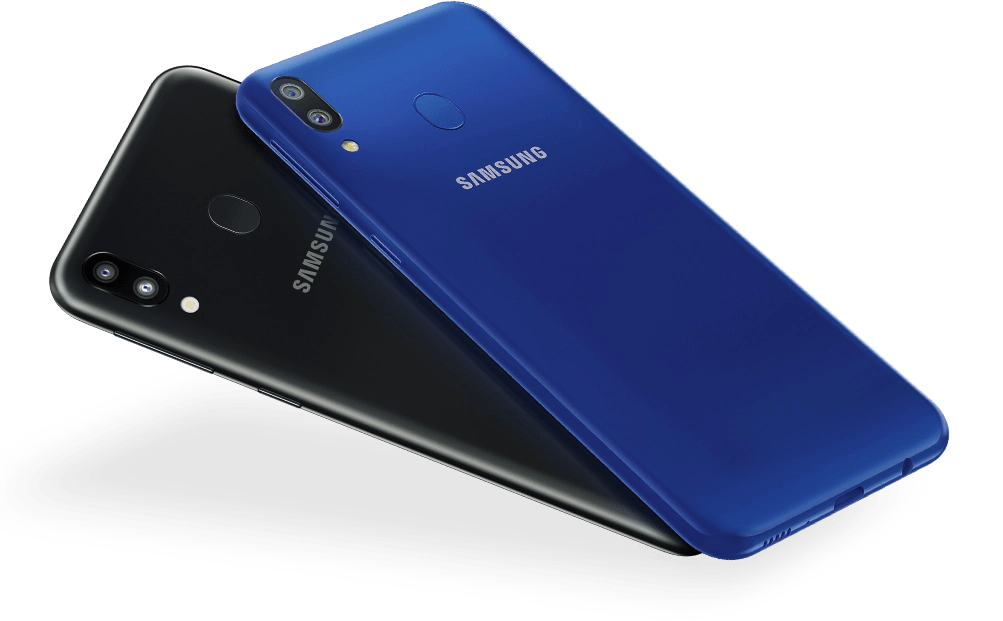 January 2019 Android 8.1 - Samsung Galaxy M10 / M20