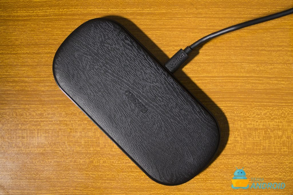 Choetech 5-Coil Dual Fast Wireless Charger