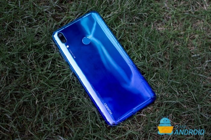 Huawei Y7 Prime Features