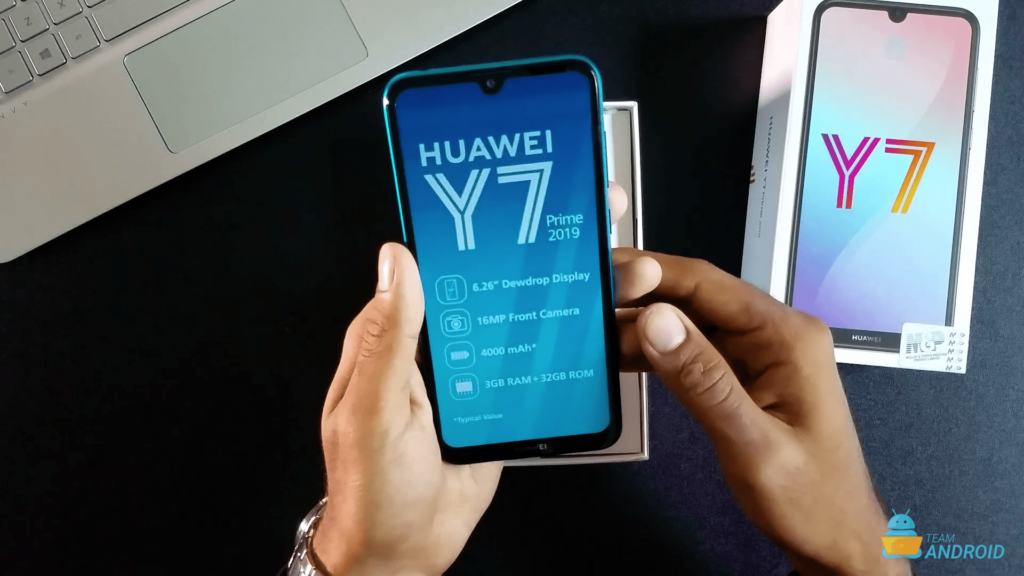 Huawei Y7 Prime 2019: Unboxing and First Impressions 7