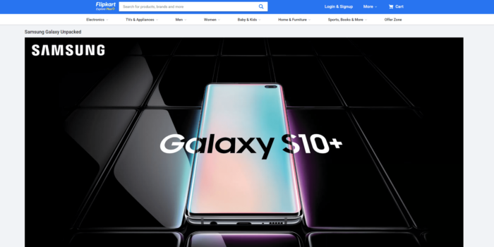 Buy Samsung Galaxy S10, S10e and Galaxy S10+ in India - All Options 1