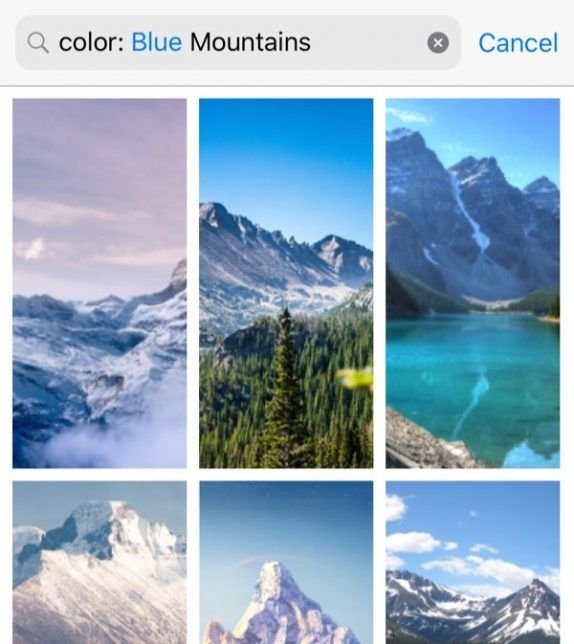 Add Blur and Motion Effects, Telegram Backgrounds