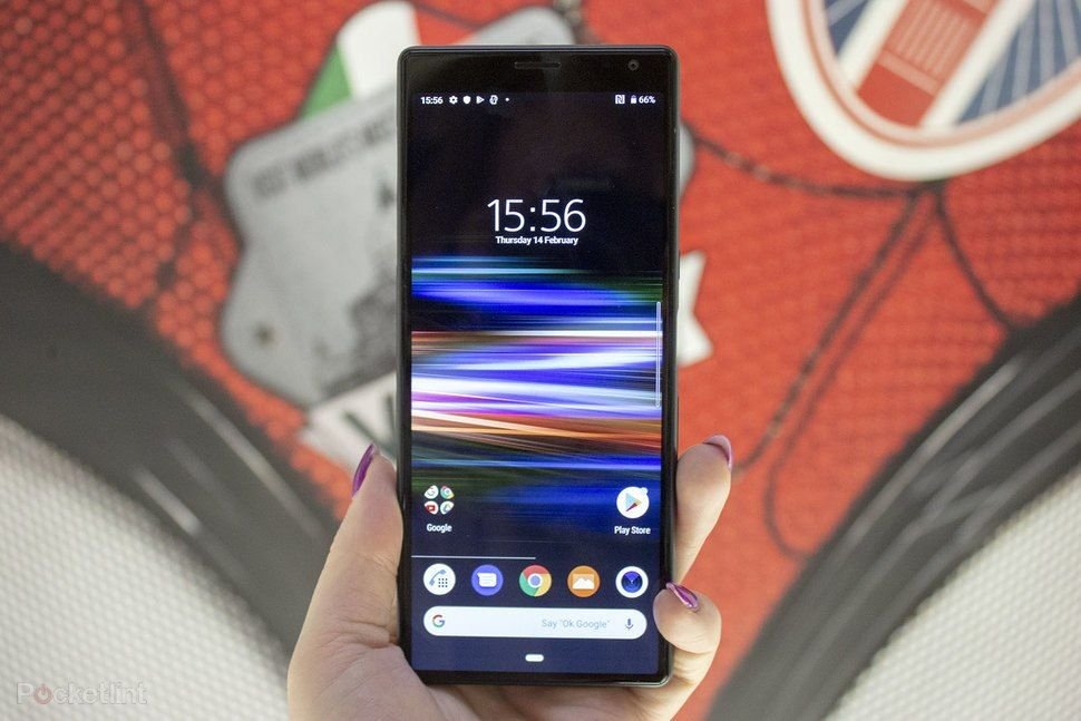 How to Enter Safe Mode on Sony Xperia 10 / 10 Plus 1