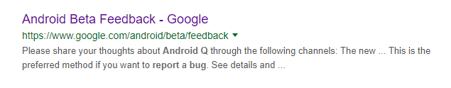 Android Q is Just Round the Corner - Beta Release Upcoming 11
