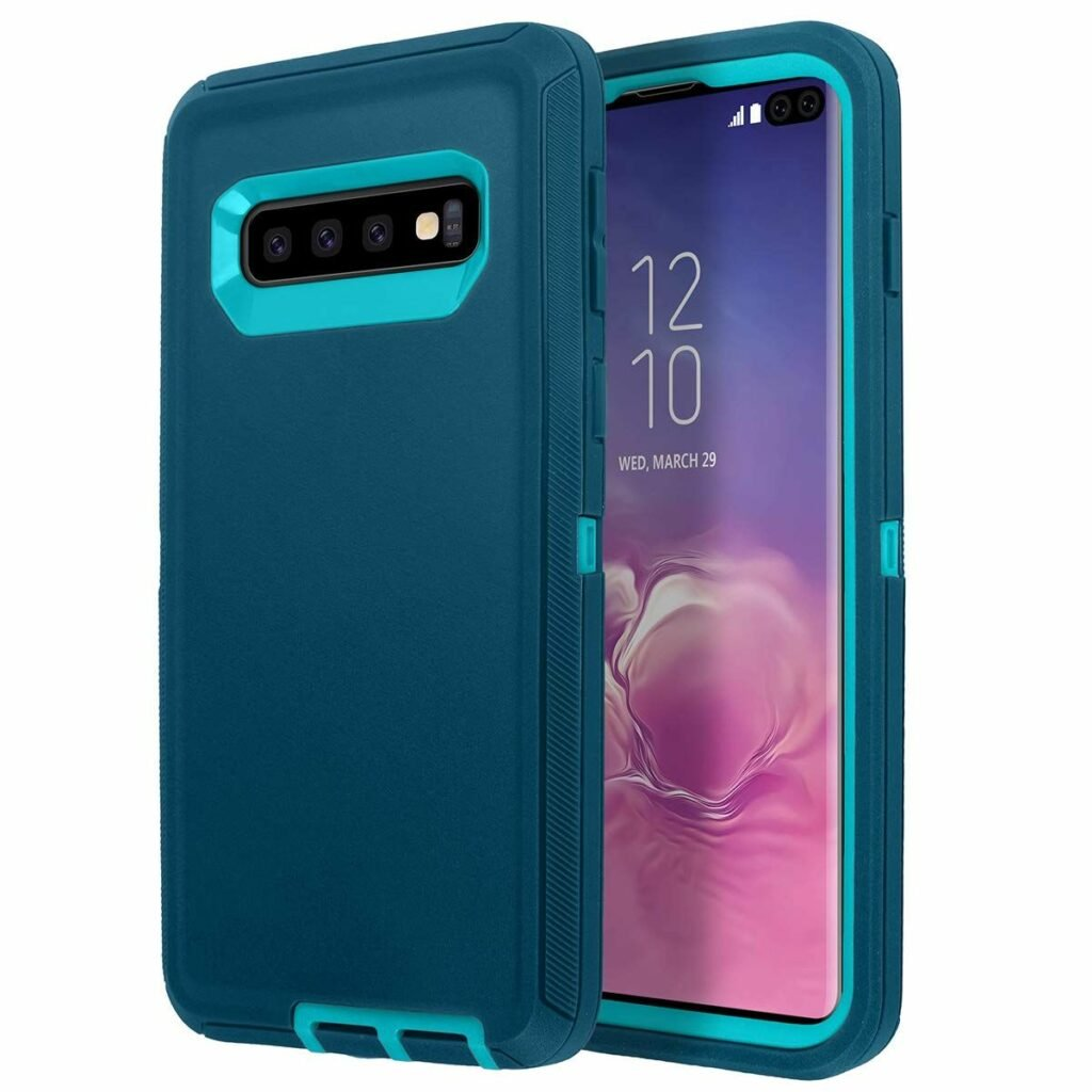 Samsung Galaxy S10+ Heavy Case