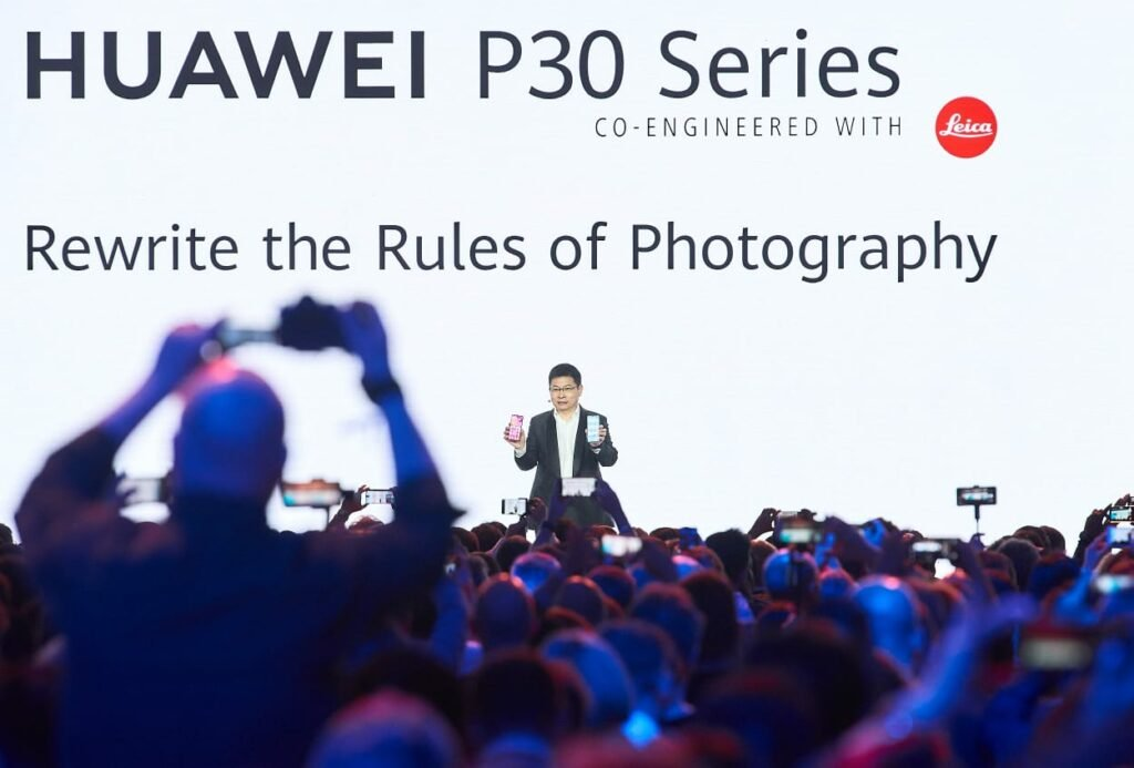 Huawei P30 Series Announced: Technical Specifications, Release Date, New Features 13