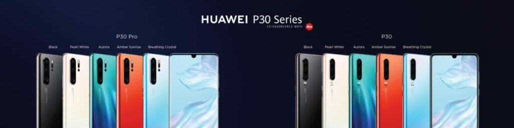 Huawei P30 Series Announced: Technical Specifications, Release Date, New Features 11