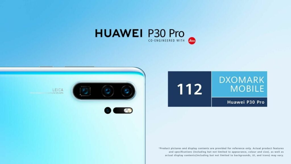 Huawei P30 / P30 Pro - Technical Specifications, Release Date, New