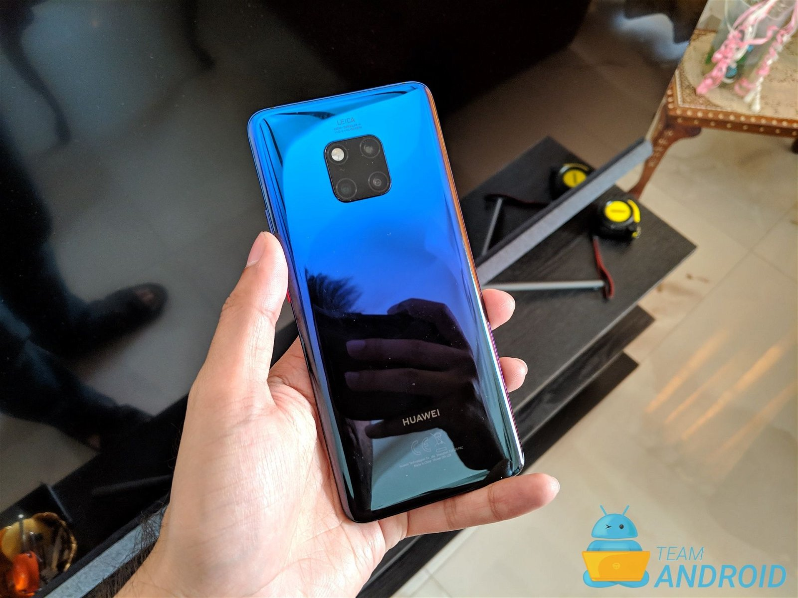Huawei Mate 20 EMUI 9 1 Beta Now Available