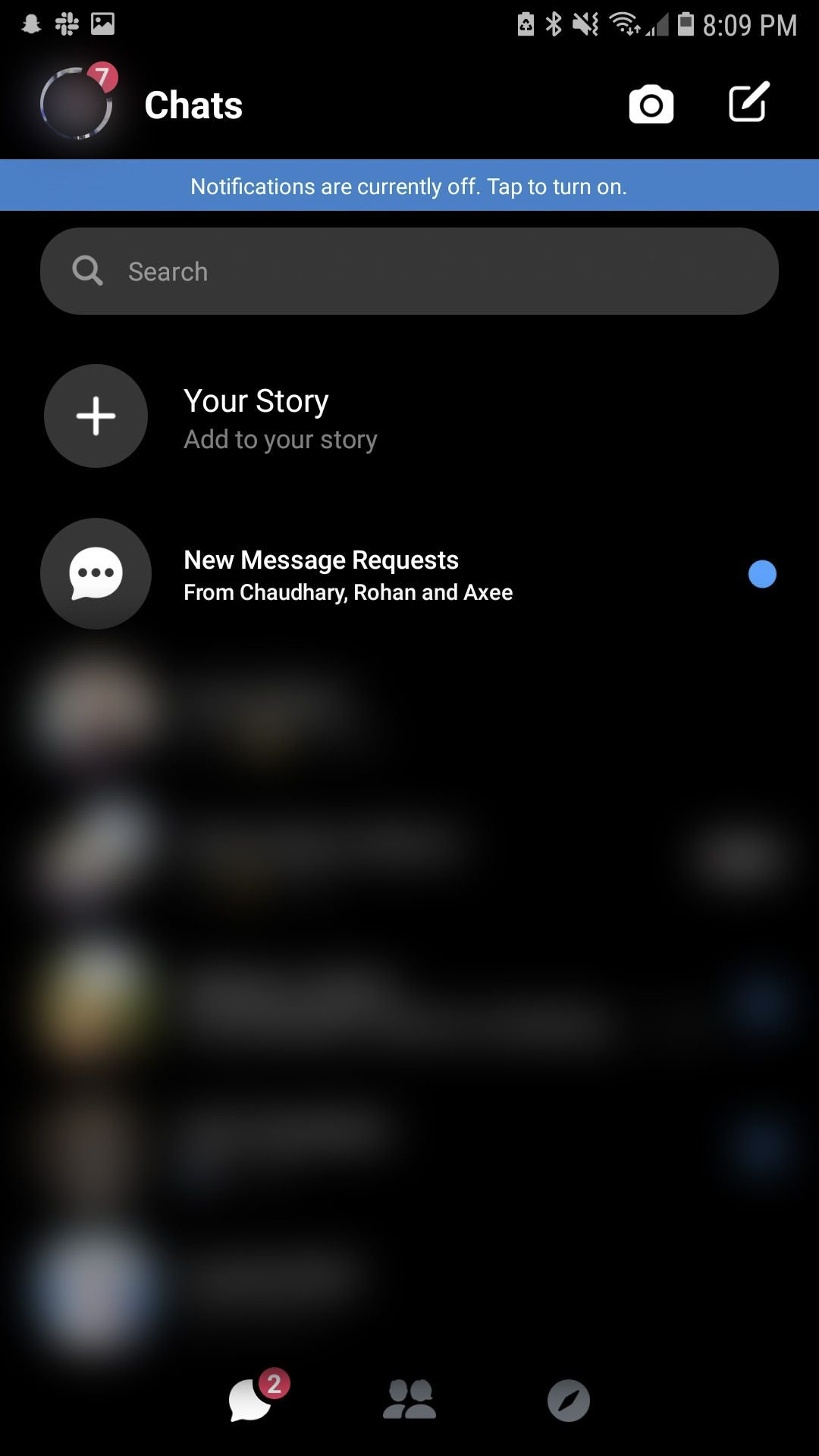 How to Enable FB Messenger Dark Mode - Hidden Setting 5