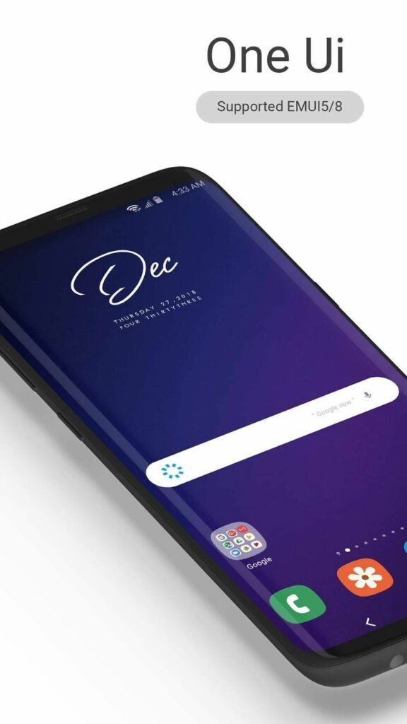 Download Samsung Galaxy S10 One UI Theme for EMUI devices 13