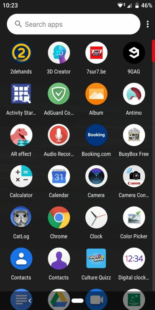 Install Xperia 10 Launcher on any Xperia Smartphone running Android Pie 3