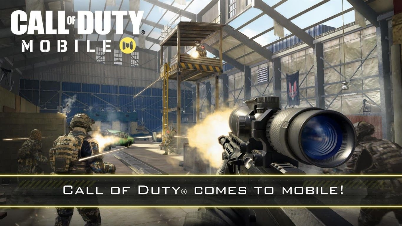 call of duty mobile apk obb
