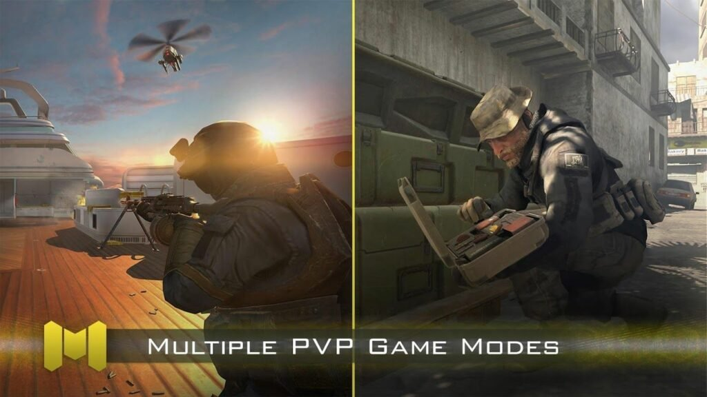 Download Call of Duty Mobile APK + Data - COD Mobile for Android 9