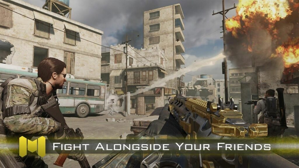 Download Call of Duty Mobile APK + Data - COD Mobile for Android 10