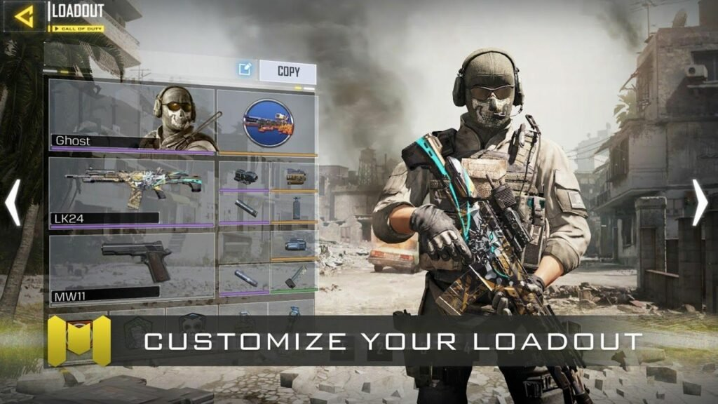 Download Call of Duty Mobile APK + Data - COD Mobile for Android 12