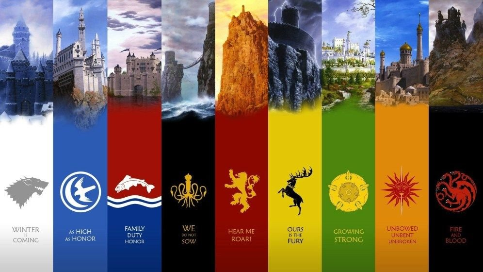 Download Game of Thrones Wallpapers - Multiple Designs 27