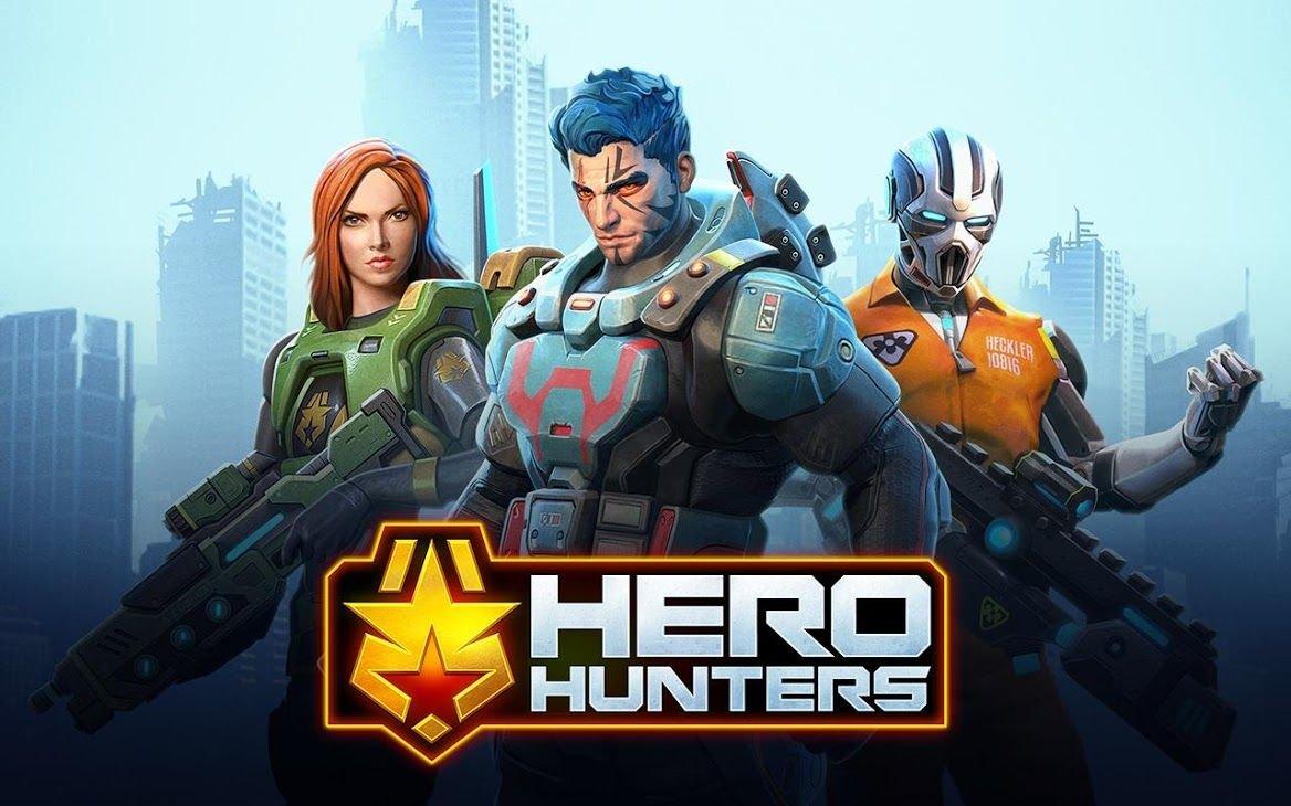 Play Hero Hunters on PC - Windows and Mac 4