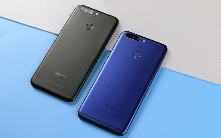 Huawei Honor 8, EMUI 9 Android Pie