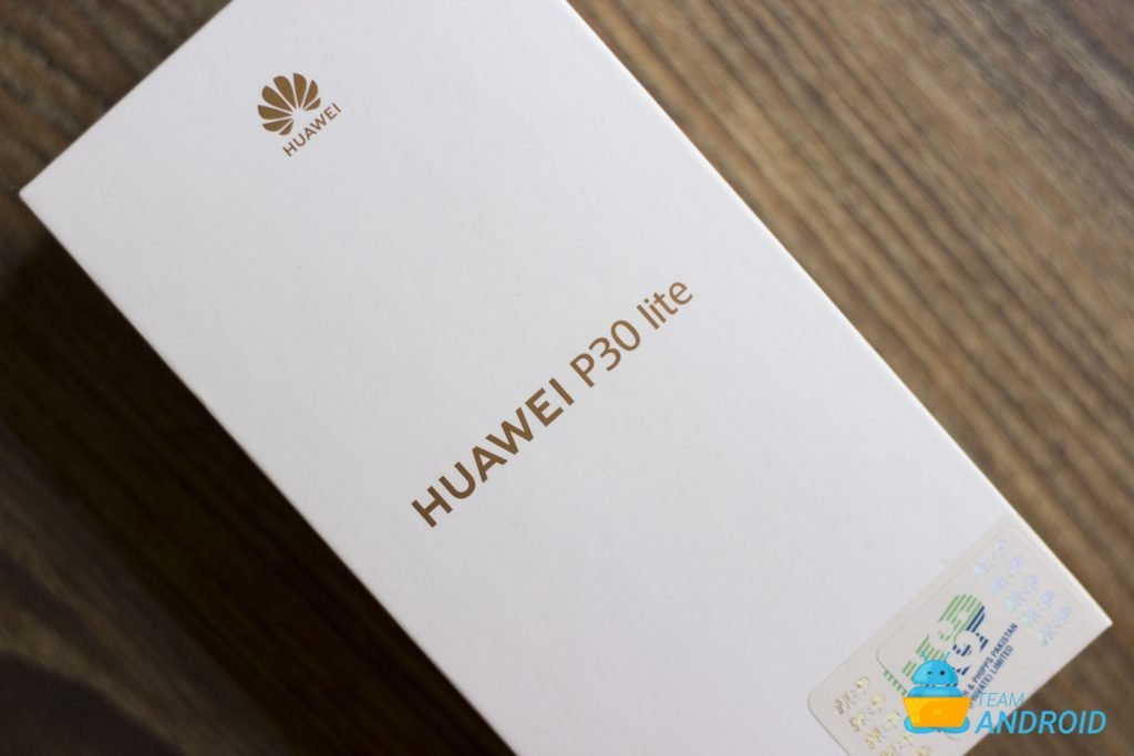 Huawei P30 Lite: Unboxing and First Impressions 29