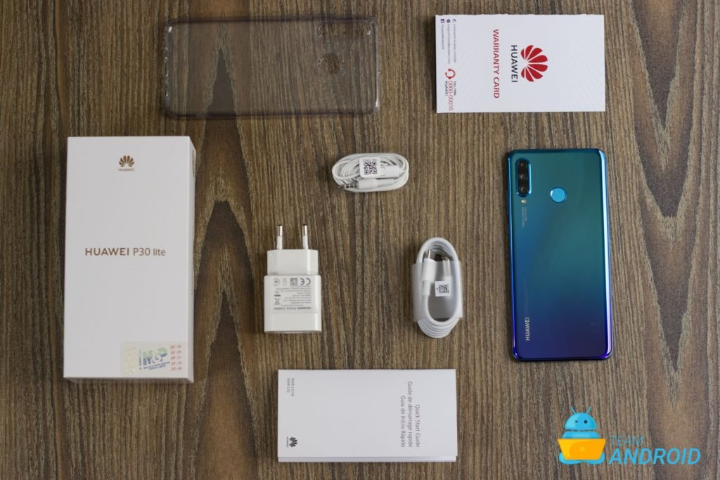 Huawei P30 Lite: Unboxing and First Impressions 28