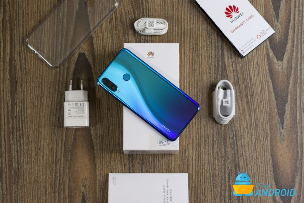 Huawei P30 Lite: Unboxing and First Impressions 27