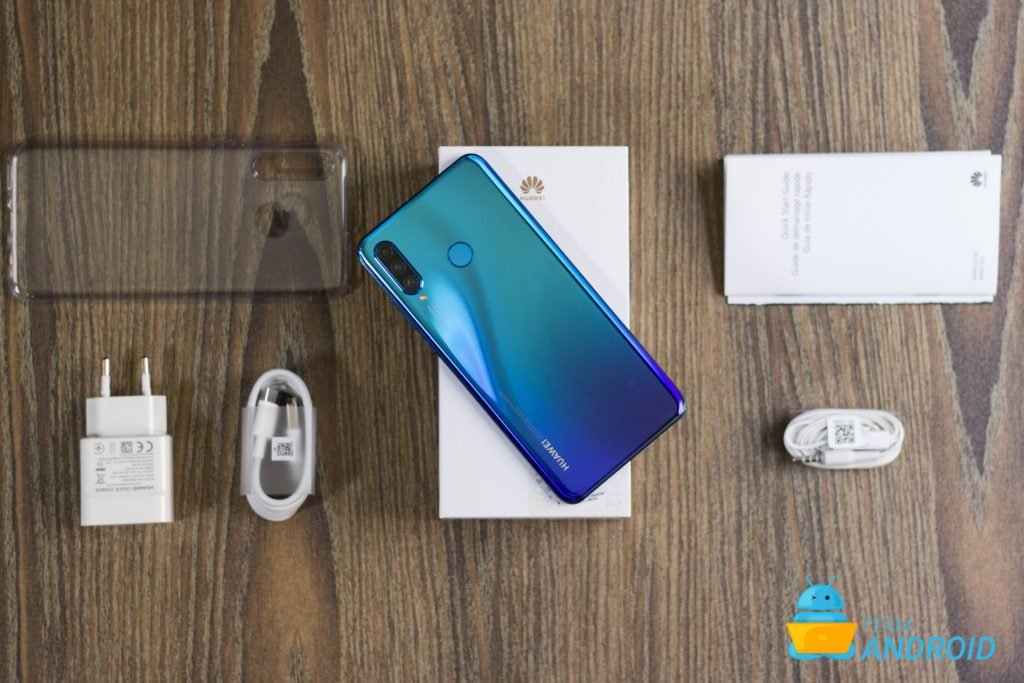Huawei P30 Lite: Unboxing and First Impressions 26