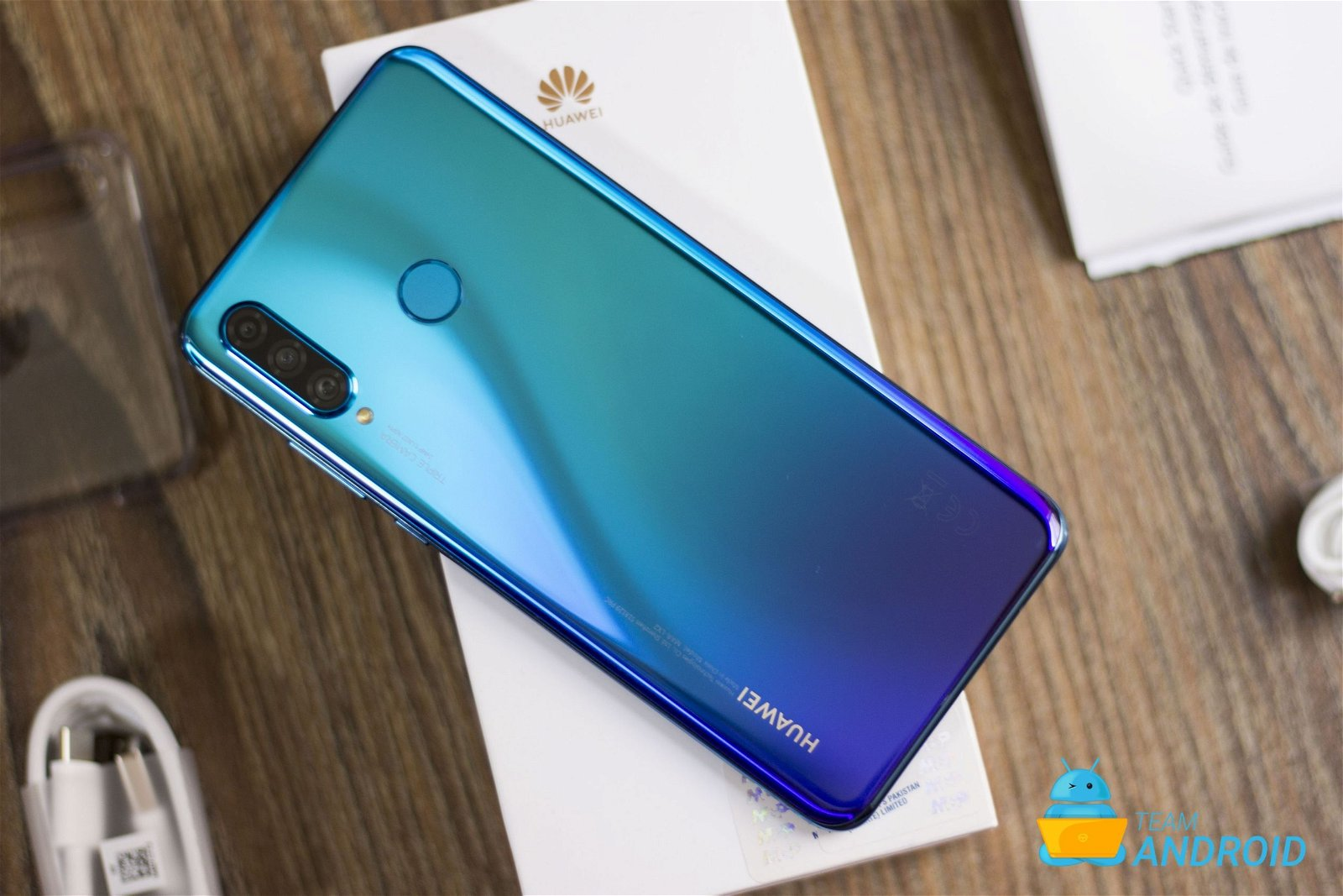 Huawei P30 Lite: Unboxing and First Impressions 20