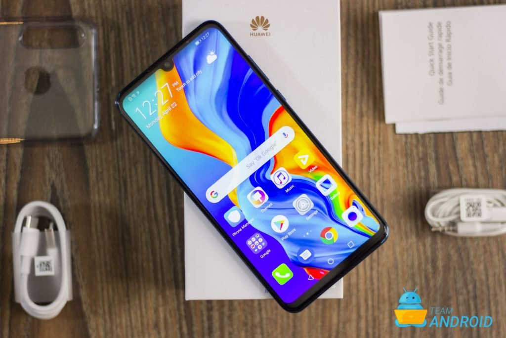Huawei P30 Lite: Unboxing and First Impressions 21