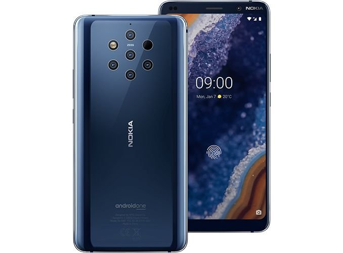 Download Nokia 9 PureView Wallpapers, Backgrounds