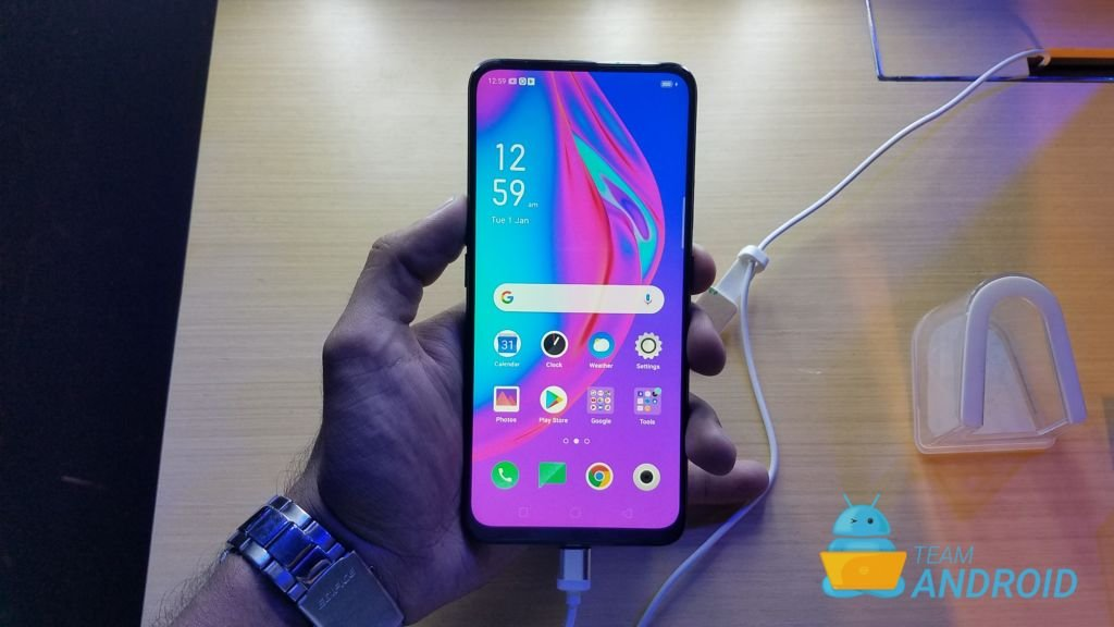 Oppo Launches F11 Pro, F11 and F11 Pro Avengers Edition in Pakistan 1
