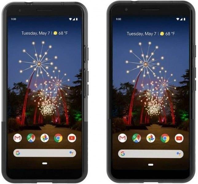 Google Pixel 3a Renders