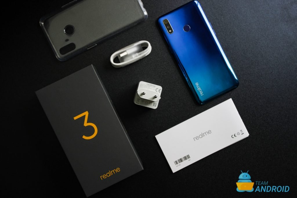 Realme 3 Unboxing