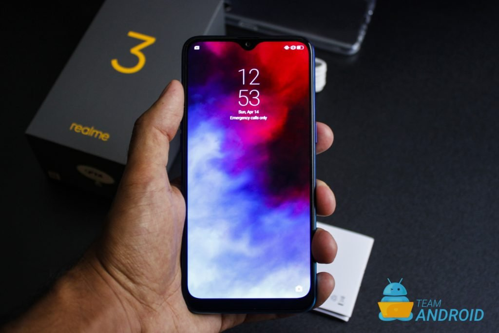 Realme 3: Unboxing and First Impressions 3