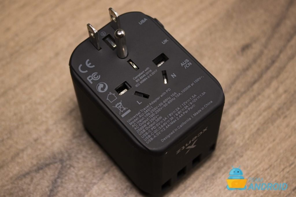 Xcentz 18W PD Universal Power Adapter Review 10