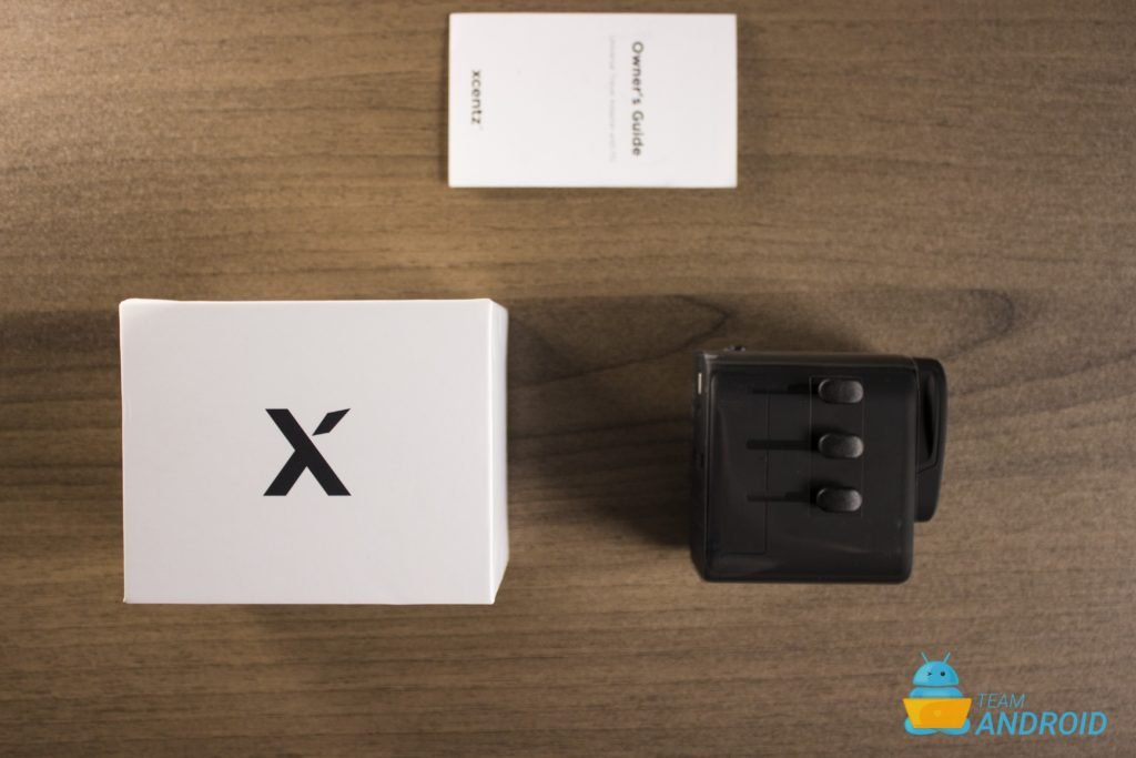 Xcentz 18W PD Universal Power Adapter Review 20