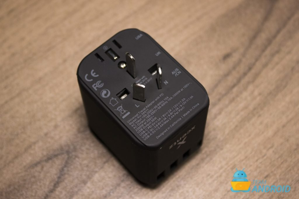 Xcentz 18W PD Universal Power Adapter Review 12