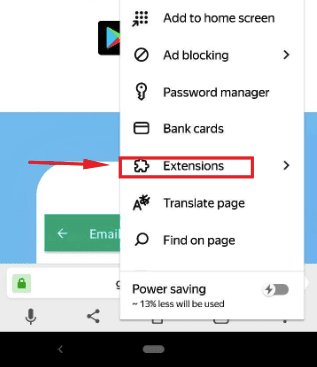 How to Install Chrome Extensions on Android (Firefox, Kiwi, Yandex) 12