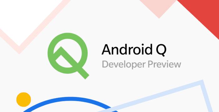 Android Q Beta, OnePlus 6 / 6T