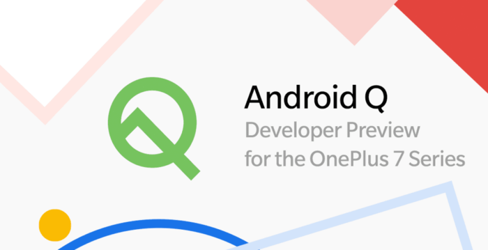 Download Android Q, OnePlus 7 / 7 Pro