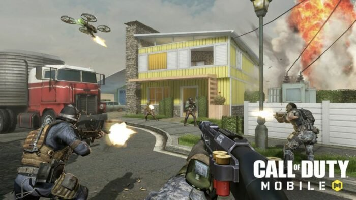 Battle Royal Mode - Call of Duty: Mobile